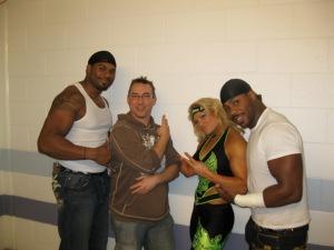 Gav lays the SmackDown!