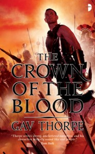 The Crown of the Blood cover