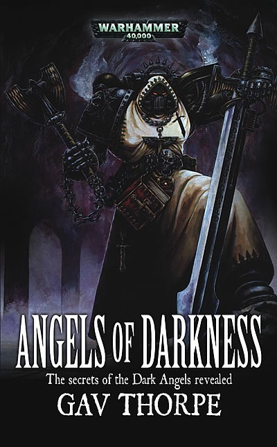 Angels of Darkness novel second printing cover