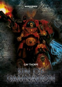 Sin of Damnation Space Hulk novella
