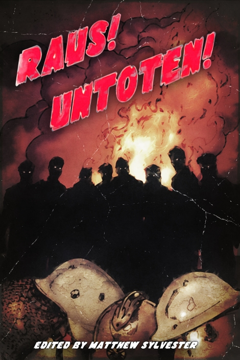 Raus! Untoten! Anthology cover