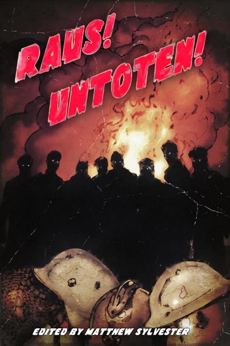 Raus! Untoten! Anthology cover