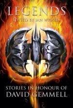 Cover of Legends anthology
