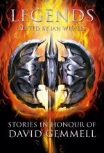 Cover of Legends anthology